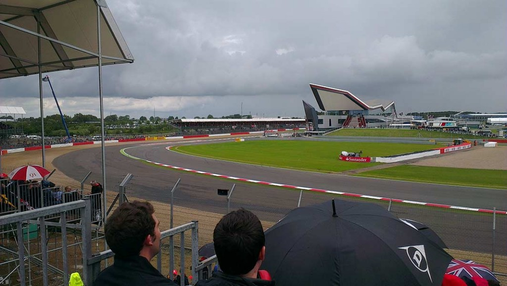 Where to sit at Silverstone | Spectators guide to the British Grand Prix