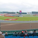 Wide view of Luffield.