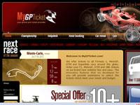 MYGPTicket.com F1 passes