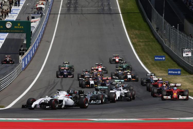 Compare Austrian Grand Prix