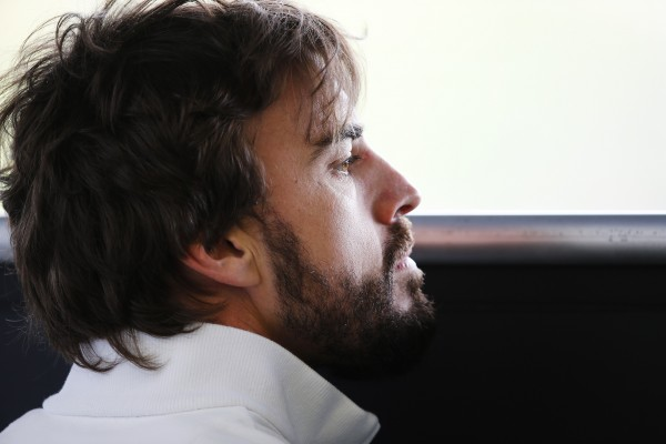 Fernando Alonso not racing in 2015 Australian Grand Prix