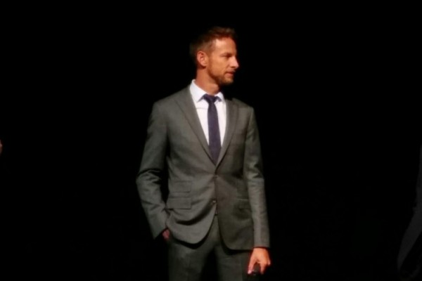 Jenson Button Esso Event