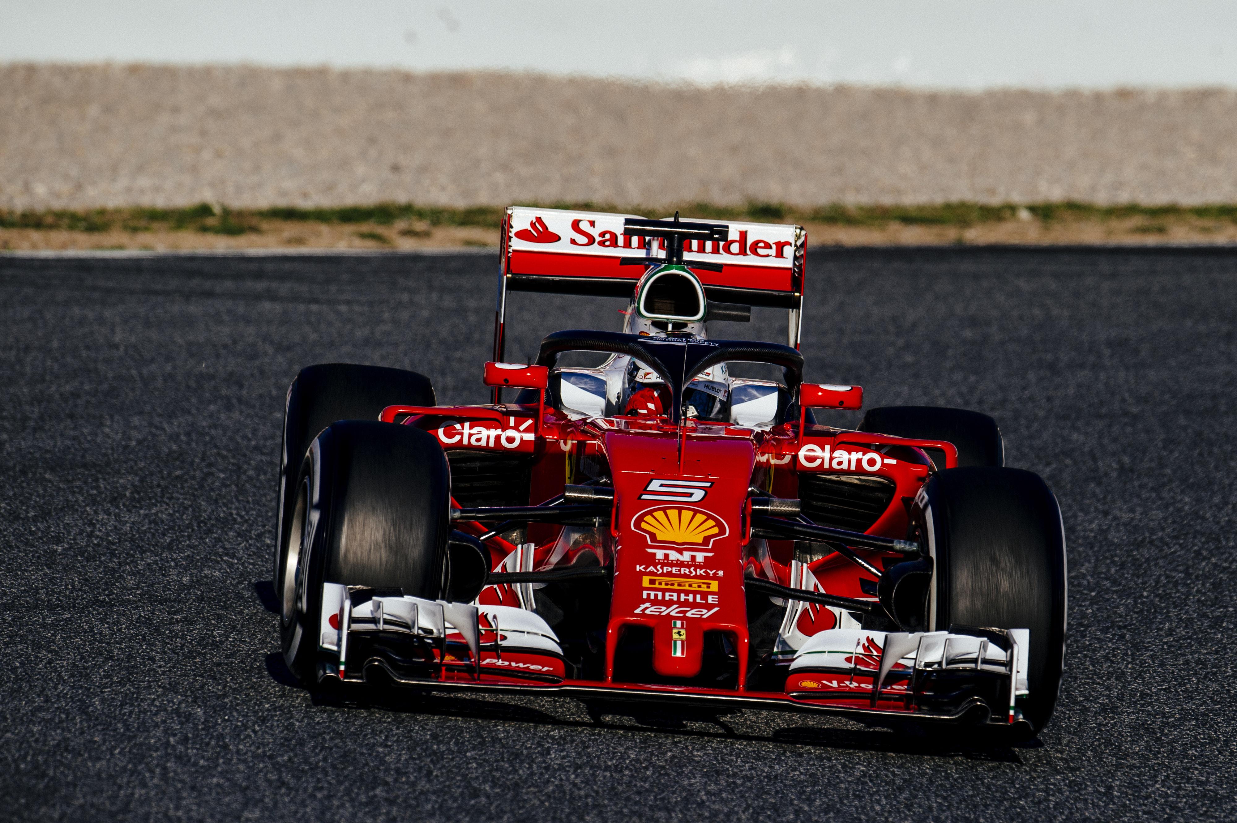 Ferrari's Halo concept