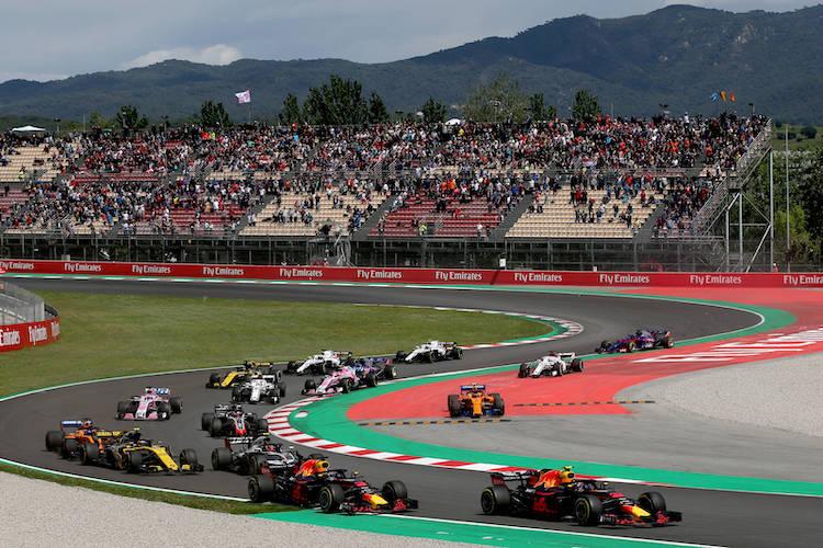 formula one racing sport