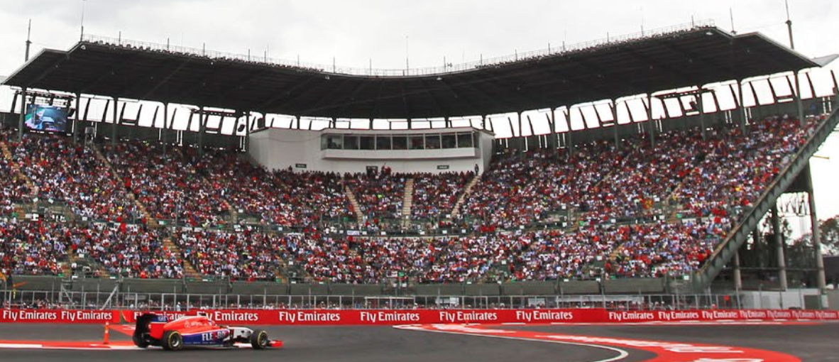 mexico grandstand packages